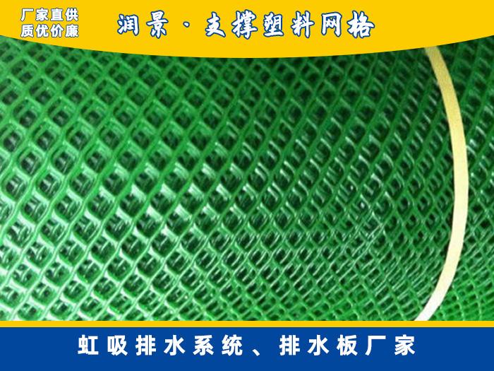 支撑塑料网格